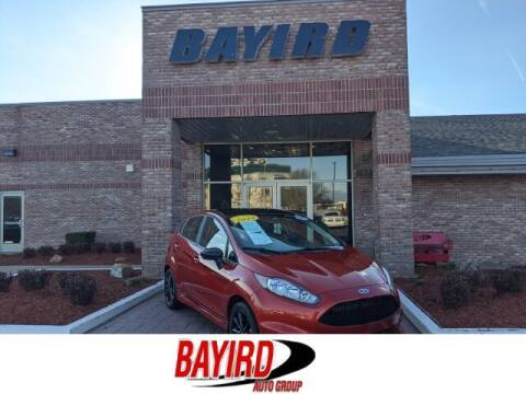 2019 Ford Fiesta for sale at Bayird Truck Center in Paragould AR