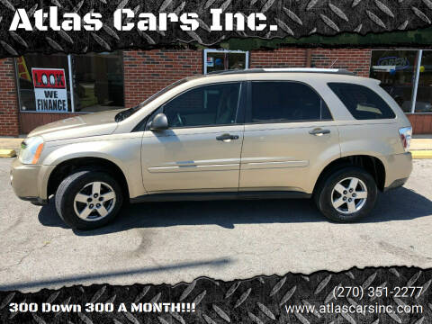 2008 Chevrolet Equinox for sale at Atlas Cars Inc. in Radcliff KY