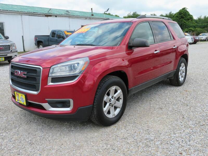 2014 GMC Acadia for sale at Low Cost Cars in Circleville OH