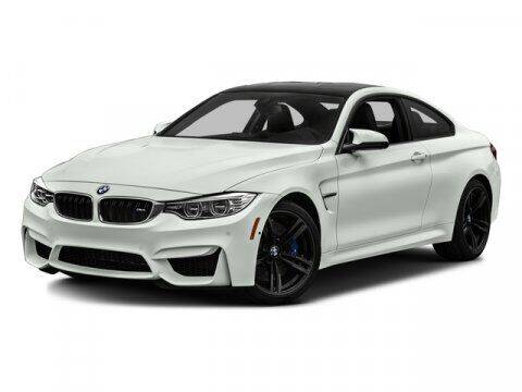 2017 BMW M4 for sale at Crown Automotive of Lawrence Kansas in Lawrence KS