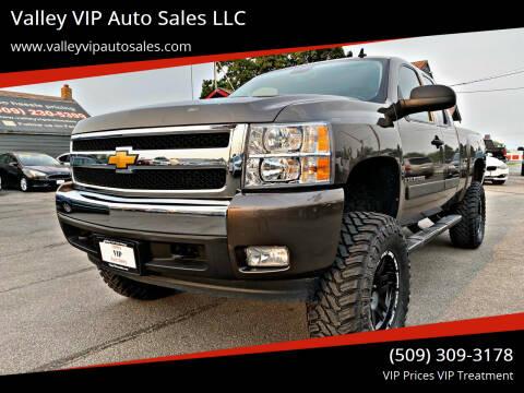 2007 Chevrolet Silverado 1500 for sale at Valley VIP Auto Sales LLC in Spokane Valley WA