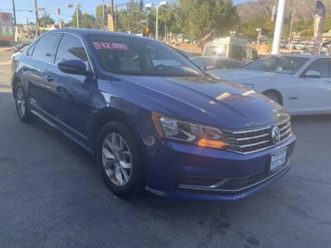 2016 Volkswagen Passat for sale at CAR CITY SALES in La Crescenta CA