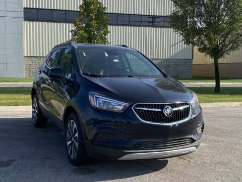 2021 Buick Encore for sale at Betten Baker Preowned Center in Twin Lake MI