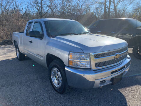 2013 Chevrolet Silverado 1500 for sale at Ol Mac Motors in Topeka KS