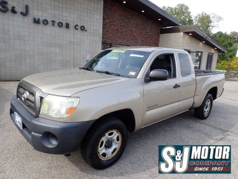 2007 Toyota Tacoma for sale at S & J Motor Co Inc. in Merrimack NH
