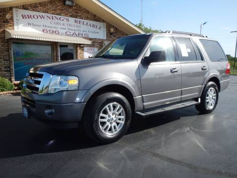 2011 Ford Expedition for sale at Browning's Reliable Cars & Trucks in Wichita Falls TX