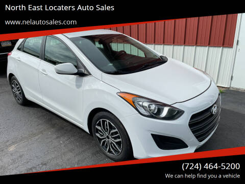 2017 Hyundai Elantra GT for sale at North East Locaters Auto Sales in Indiana PA