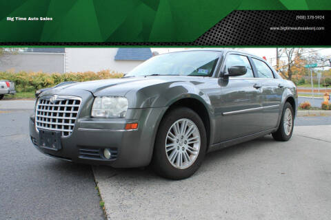 2008 Chrysler 300 for sale at Big Time Auto Sales in Vauxhall NJ