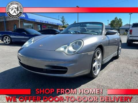 2003 Porsche 911 for sale at Auto 206, Inc. in Kent WA
