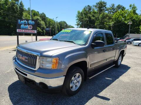 2009 GMC Sierra 1500 for sale at Let's Go Auto in Florence SC