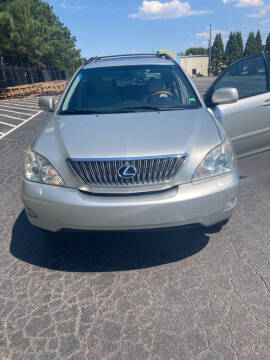 2005 Lexus RX 330 for sale at Unity Auto Sales Inc in Charlotte NC
