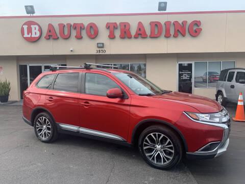 2016 Mitsubishi Outlander for sale at LB Auto Trading in Orlando FL