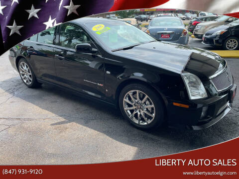 2006 Cadillac STS-V for sale at Liberty Auto Sales in Elgin IL