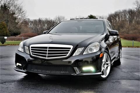 2011 Mercedes-Benz E-Class for sale at Speedy Automotive in Philadelphia PA