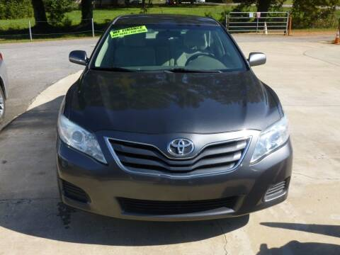 2011 Toyota Camry for sale at Ed Steibel Imports in Shelby NC