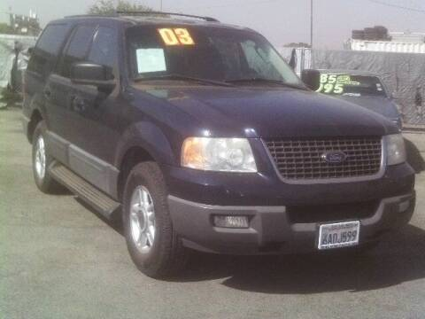 2003 Ford Expedition for sale at Valley Auto Sales & Advanced Equipment in Stockton CA