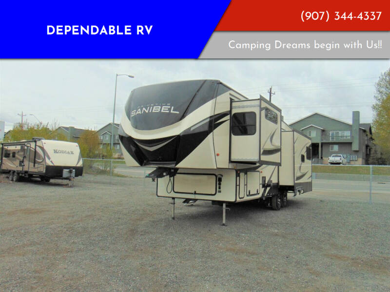 2021 Forest River Prime Time Sanibel for sale at Dependable RV in Anchorage AK
