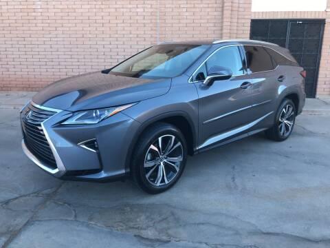 2018 Lexus RX 350L for sale at Freedom  Automotive in Sierra Vista AZ