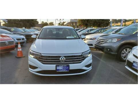 2019 Volkswagen Jetta for sale at AutoDeals in Daly City CA
