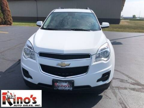 2012 Chevrolet Equinox for sale at Rino's Auto Sales in Celina OH