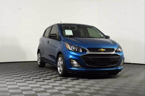 2019 Chevrolet Spark for sale at Washington Auto Credit in Puyallup WA