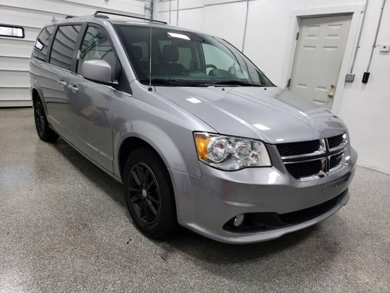 2019 Dodge Grand Caravan for sale at KLC AUTO SALES in Agawam MA