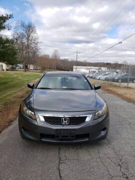 2010 Honda Accord for sale at Speed Auto Mall in Greensboro NC