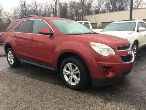 2013 Chevrolet Equinox for sale at Paramount Motors in Taylor MI