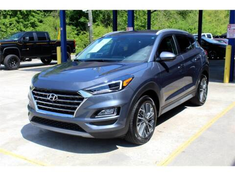 2021 Hyundai Tucson for sale at Inline Auto Sales in Fuquay Varina NC