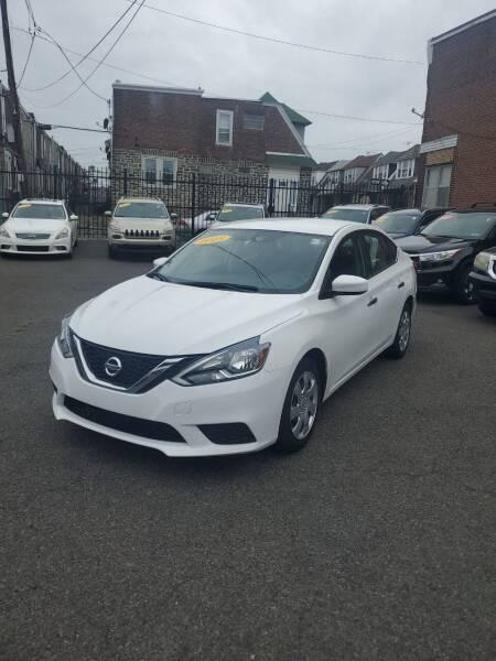 2018 Nissan Sentra for sale at Key & V Auto Sales in Philadelphia PA