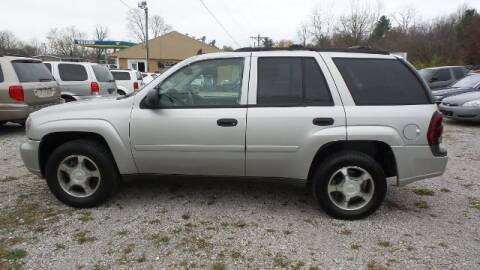 2007 Chevrolet TrailBlazer for sale at Tates Creek Motors KY in Nicholasville KY
