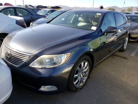 2009 Lexus LS 460 for sale at SoCal Auto Auction in Ontario CA