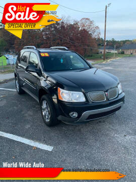2008 Pontiac Torrent for sale at World Wide Auto in Fayetteville NC