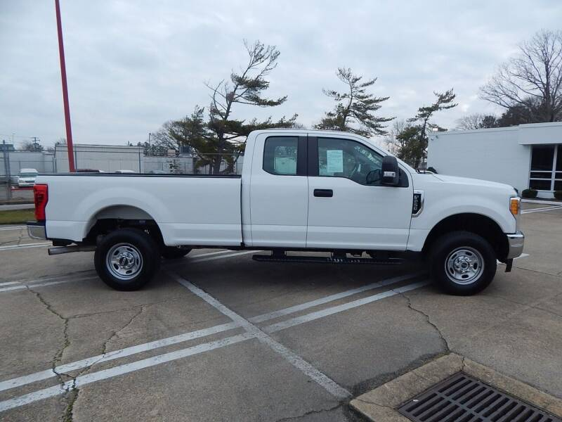 2017 Ford F-250 Super Duty for sale at Vail Automotive in Norfolk VA