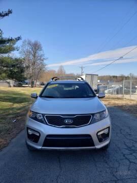 2011 Kia Sorento for sale at Speed Auto Mall in Greensboro NC