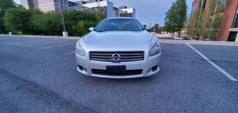2009 Nissan Maxima for sale at Auto Wholesalers Of Rockville in Rockville MD