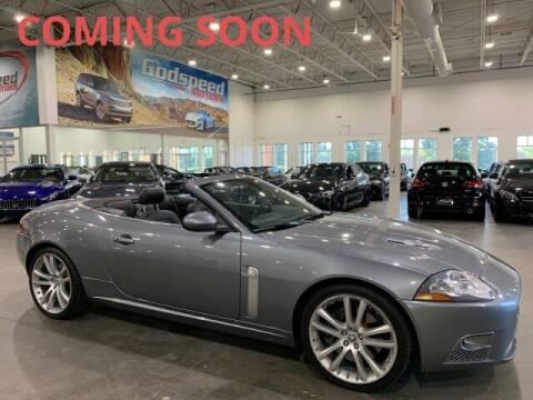 2007 Jaguar XK-Series for sale at Godspeed Motors in Charlotte NC