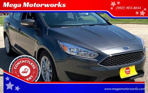 2017 Ford Focus for sale at Mega Motorworks in Appleton WI