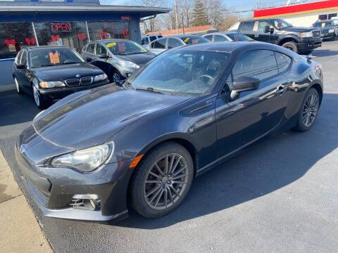 2013 Subaru BRZ for sale at Wise Investments Auto Sales in Sellersburg IN