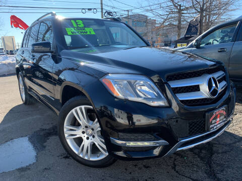 2013 Mercedes-Benz GLK for sale at JerseyMotorsInc.com in Teterboro NJ