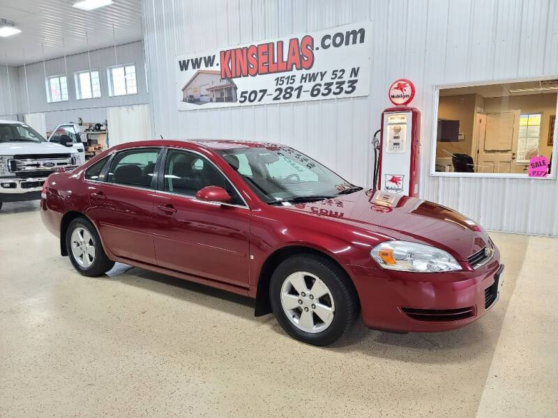 2007 Chevrolet Impala for sale at Kinsellas Auto Sales in Rochester MN