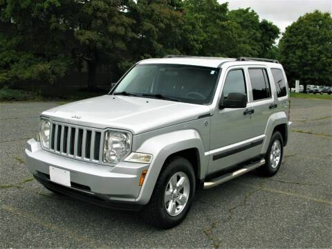 2011 Jeep Liberty for sale at The Car Vault in Holliston MA