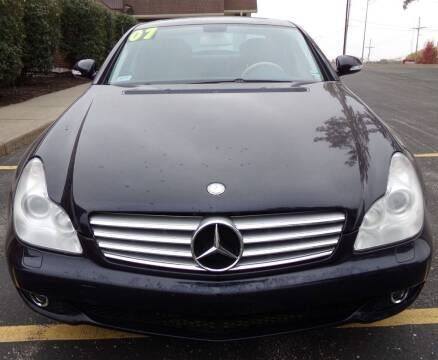 2007 Mercedes-Benz CLS for sale at US Auto Brokers LLC in Kansas City MO