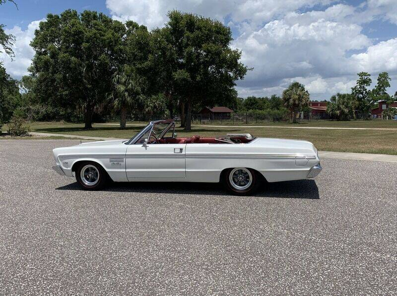 1965 Plymouth Sport Fury for sale in Clearwater, FL