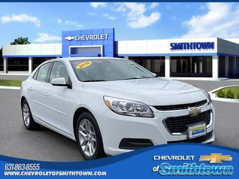 2016 Chevrolet Malibu Limited for sale at CHEVROLET OF SMITHTOWN in Saint James NY