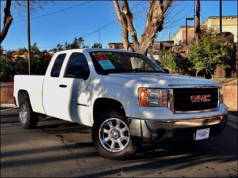 2008 GMC Sierra 1500 for sale at GALLIAN DISCOUNT AUTO in St George UT