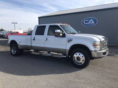 2008 Ford F-450 Super Duty for sale at City Auto in Murfreesboro TN