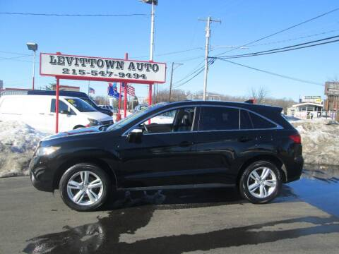2015 Acura RDX for sale at Levittown Auto in Levittown PA