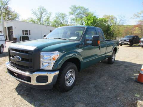 2014 Ford F-250 Super Duty for sale at ABC AUTO LLC in Willimantic CT