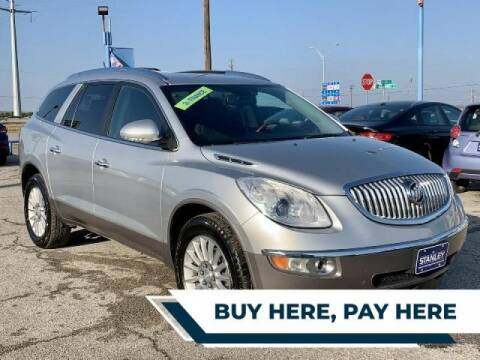 2011 Buick Enclave for sale at Stanley Direct Auto in Mesquite TX